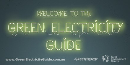 Greenpeace 'Green Electricity Guide'