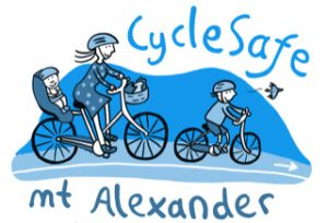 Cycle Safe logo